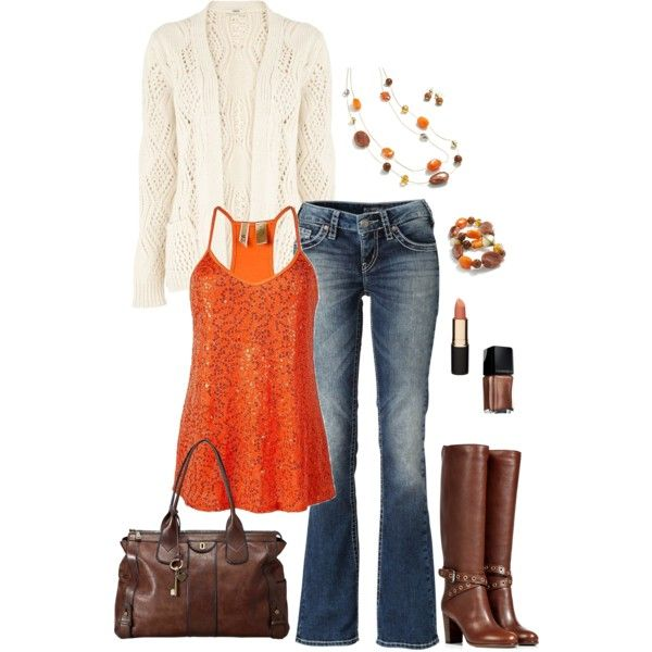 Fun Fall Outfit!, created by masilly1 on Polyvore