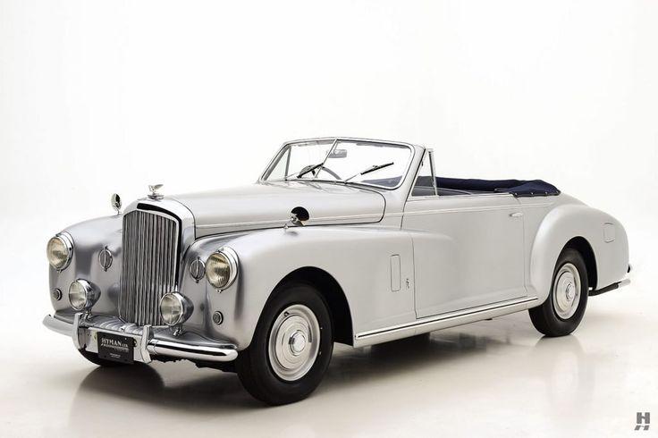 1949 Bentley Mark VI Pininfarina Cabriolet |
