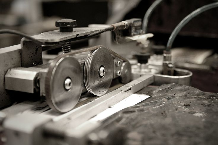 There is no shortcut to the perfect leather belt, machines are great, people better!