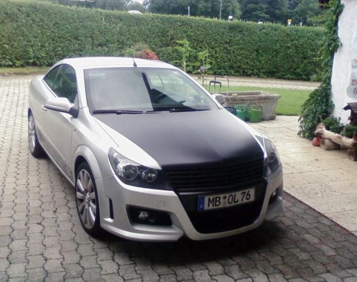 Astra H TwinTop Opel review - http://autotras.com
