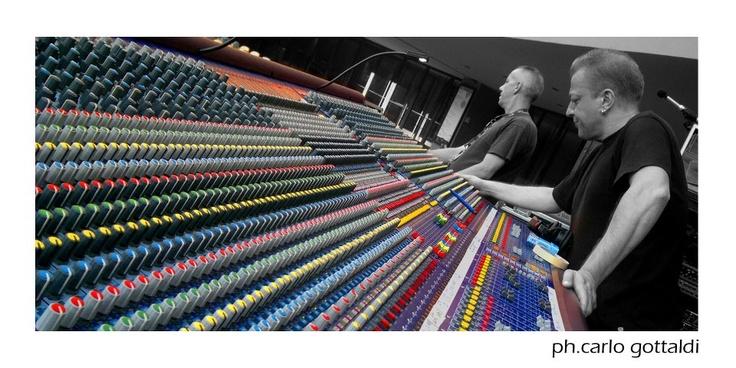 Mixer suoni - Luglio suona bene