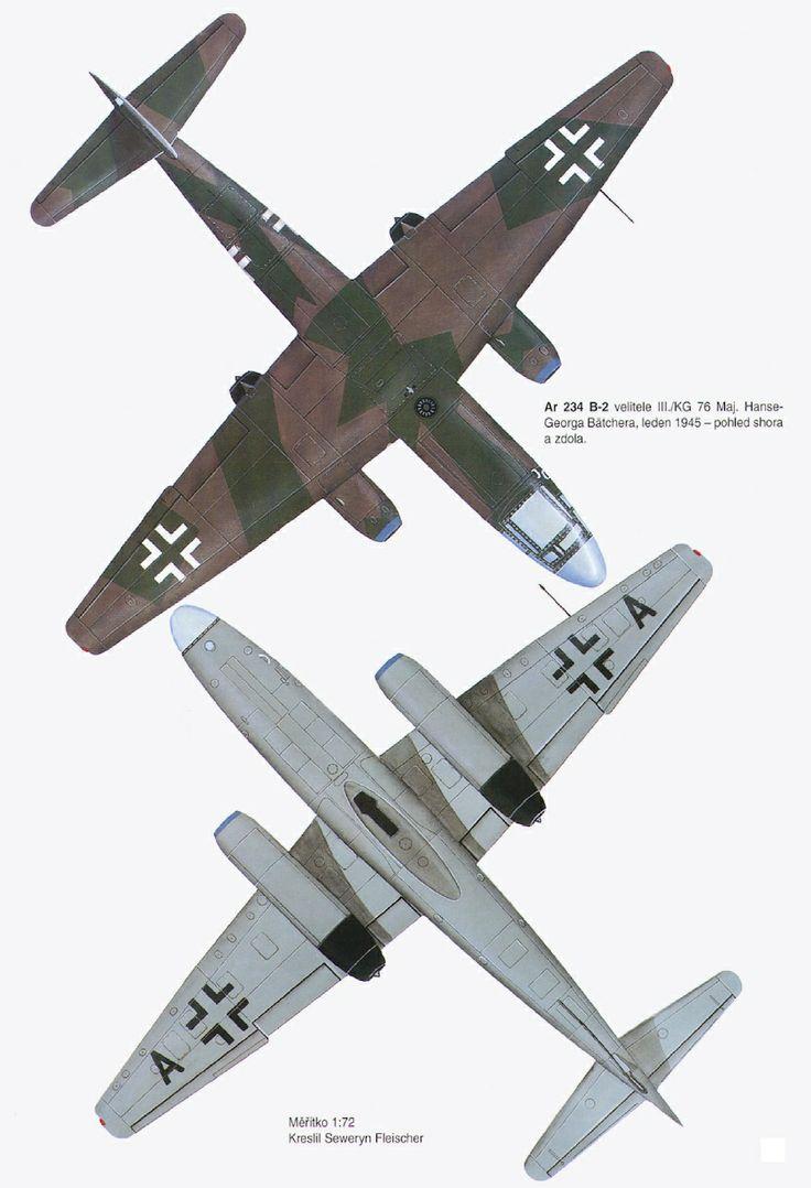 Arado Ar 234A Blitz