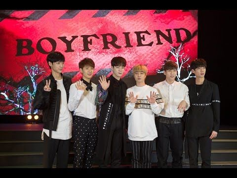 Boyfriend Performed their Hits at K-Pop Party 2016 at  Sydney to Celebra...