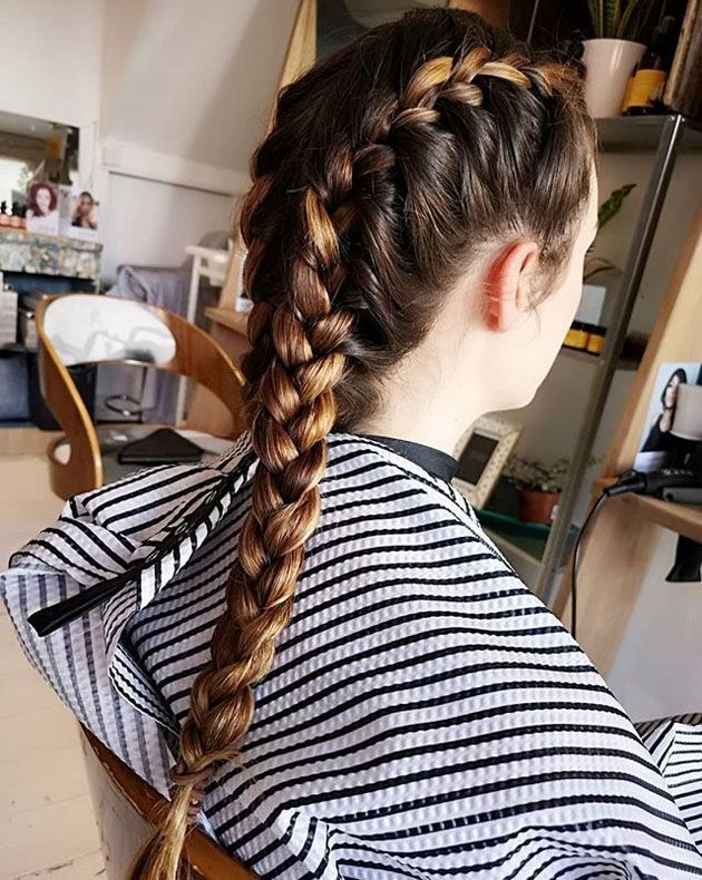 33 Clawful Ideas Of Boxer Braids – #Boxer #boxerbr…