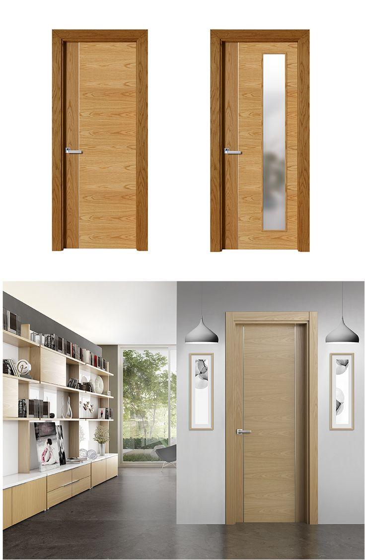 M s de 1000 ideas sobre puertas corredizas de madera en for Puertas batientes interior