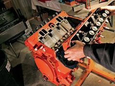 318 Engine Build - A Parts Book 400HP 318 - Mopar Muscle Magazine