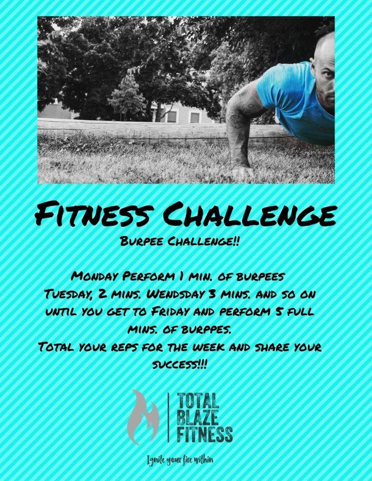 Burpee Challenge Burpee Challenge Outdoor Gym Outdoor Workouts