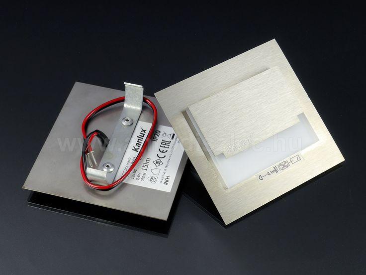 A Kanlux Decori család lépcsővilágító típusai (Sabik, Terra, Apus, Sola) rövidebb bekötővezetékkel kaphatóak, mint a Secreto és Unico termékek.