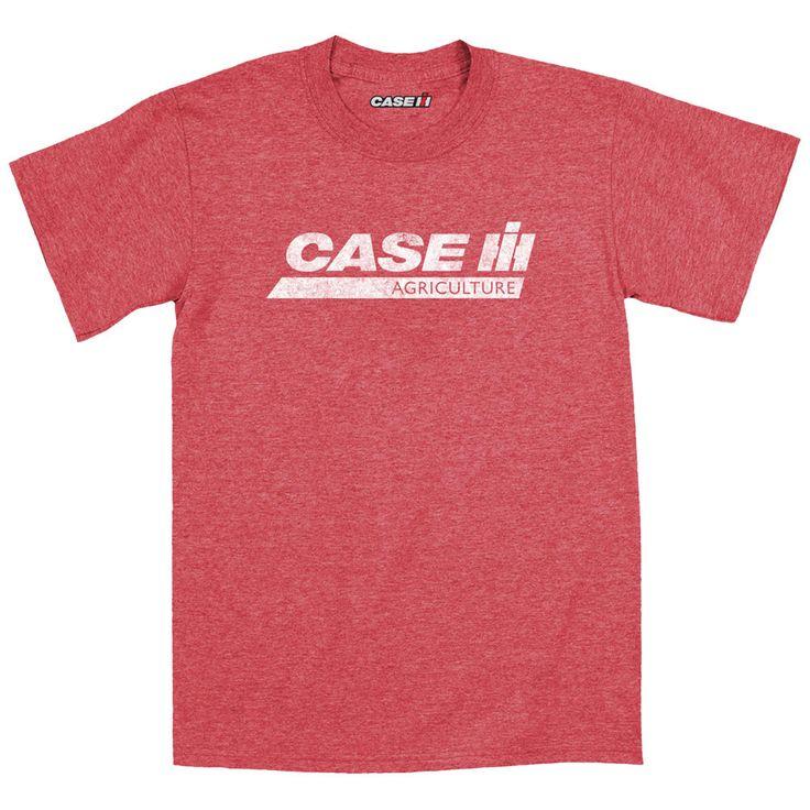 Case IH Distressed Logo Men's Tee - ShopCaseIH.com