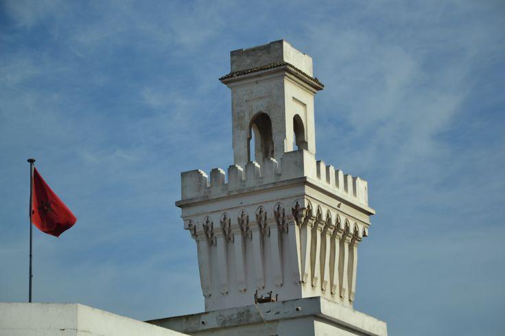Casablanca, Morroco.  Lovely Architecture