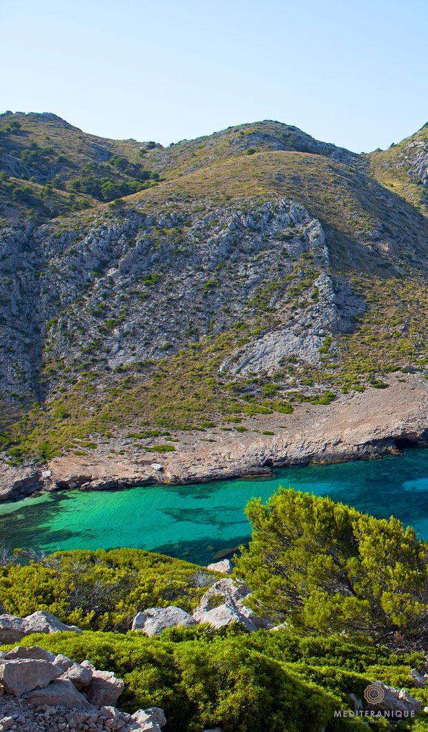 Cala Figuera, Mallorca, Spain