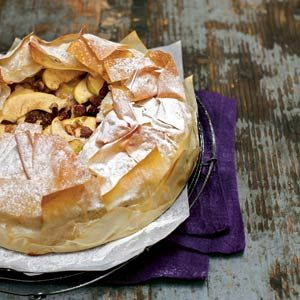 Griekse appeltaart  - Top recept - met Golden Delicious OER-fruit