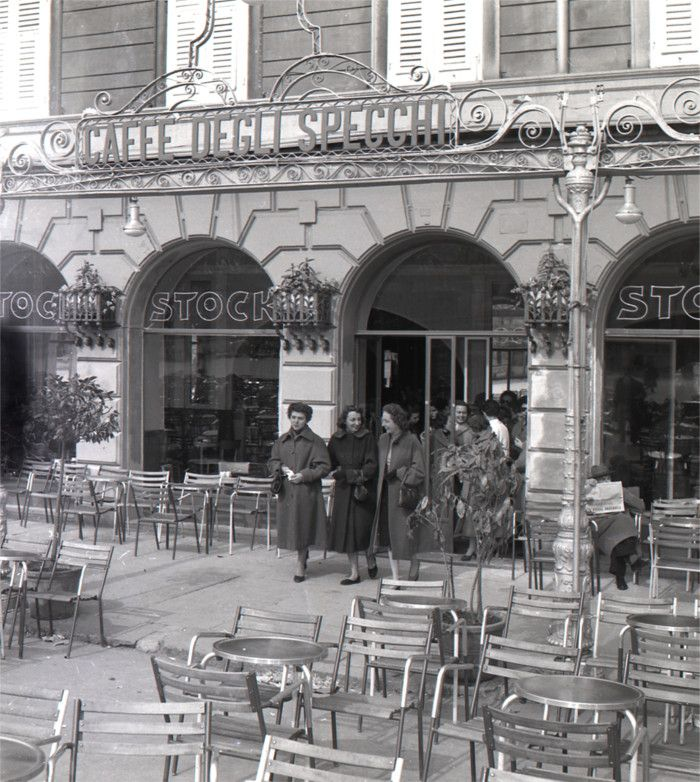 17 best ideas about trieste on pinterest map of italy - Caffe degli specchi ...