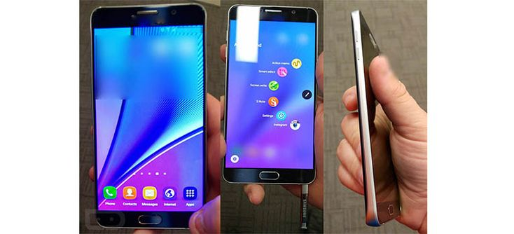 Samsung Galaxy Note 5 – specificatii, pret, noutati