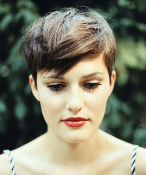 Short Pixie Haircuts for Prom