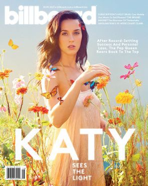 Katy Perry's 'PRISM': The Billboard Cover Story