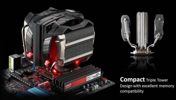 Cooler Master: V8 GTS