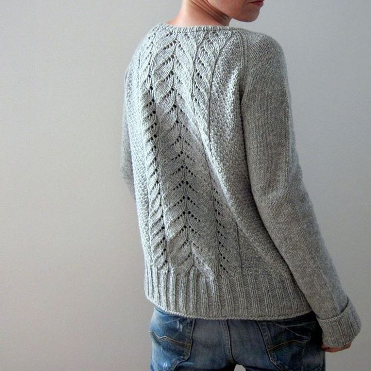 Free Knitting Patterns For Worsted Weight Yarn : 1039 best Knit Sweaters images on Pinterest Knitting projects, Knitting pat...