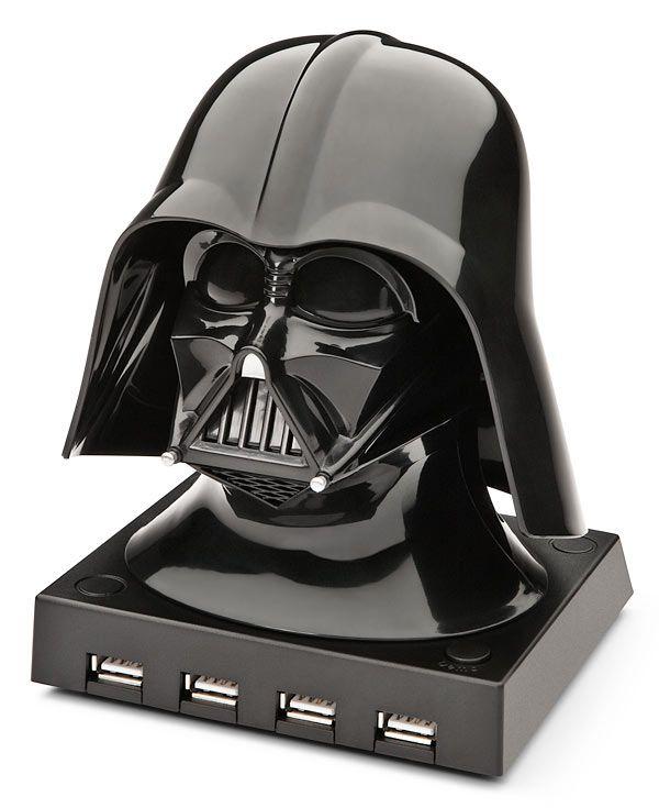 Darth Vader USB Hub #starwars