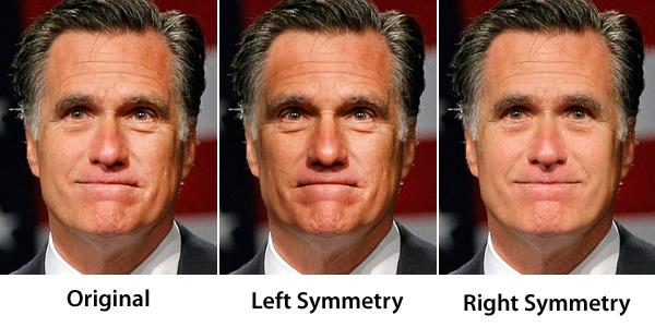 Mit Romney face flip