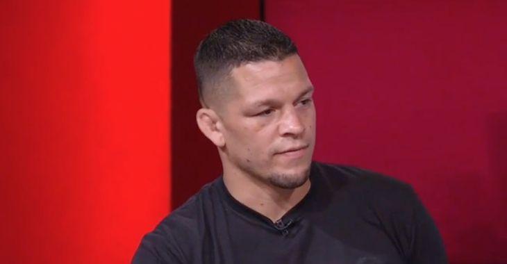 VIDEO | Nate Diaz and Brendan Schaub get into it backstage at Mayweather vs. McGregor - BJPenn.com (press release) (blog)