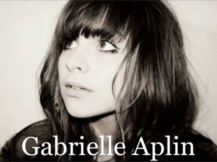Gabrielle Aplin - More Than Friends (Original), via YouTube.