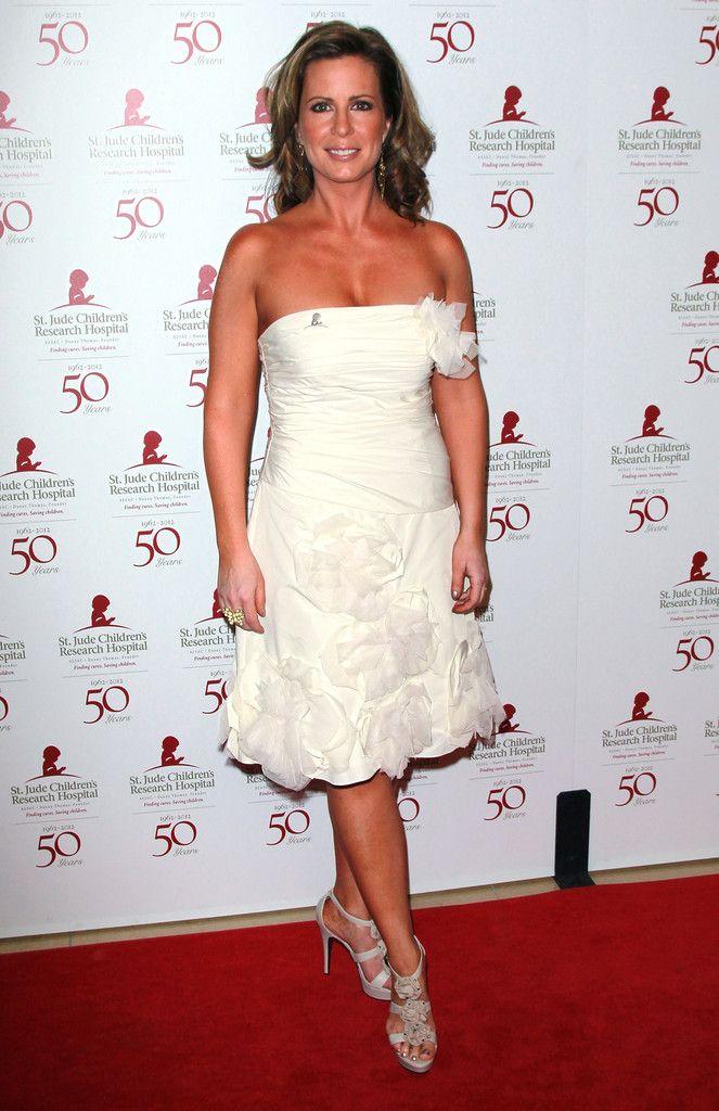 Martha Byrne Strapless Dress - Strapless Dress Lookbook - StyleBistro