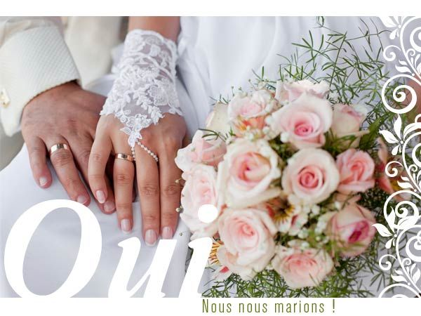 pour envoyer gratuitement ce faire part mariage vos amis - Carte Virtuelle Mariage Flicitations Gratuite
