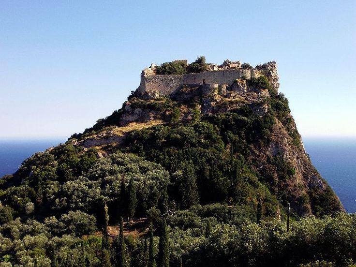 Angelokastro (Corfu) - Αγγελόκαστρο Κέρκυρας