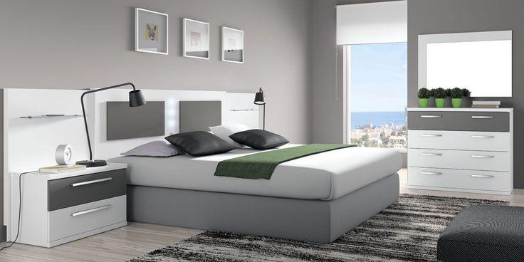 Cuáles son los mejores colores para conseguir un dormitorio moderno - http://www.decoluxe.net/cuales-son-los-mejores-colores-para-conseguir-un-dormitorio-moderno/