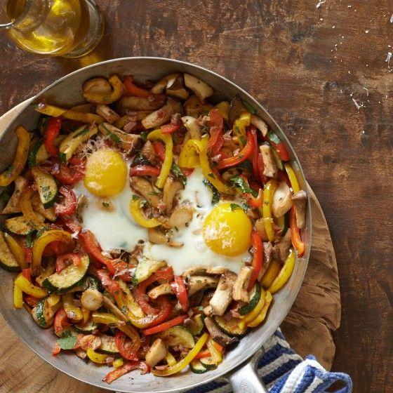 Die besten 25+ Gemüsepfanne Ideen nur auf Pinterest   Gemüse ...