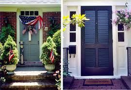 louver style security screen door - Google Search