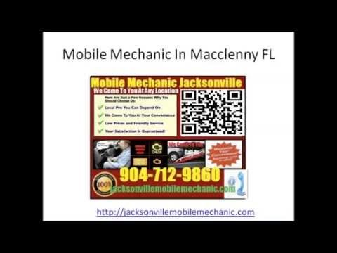 Mobile Mechanic MacClenny Florida auto car repair service shop review that comes to you call 561-693-1700 http://www.youtube.com/watch?v=fIZBp3IuayE