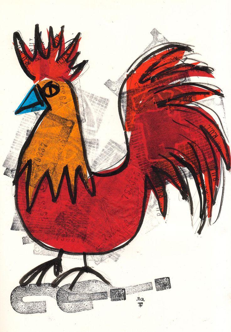 """Rodrigo Gárate Chateau, SERIE """"PREGUNTAS DE PÁJARO"""" (2016). Las preguntas del pájaro terminan decidiendo no despegar del miedo a volar."""