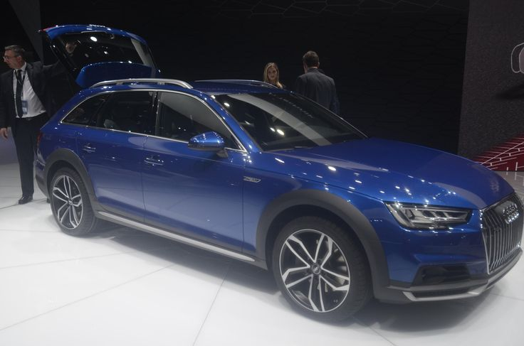 2016 Audi A4 allroad quattro  #2016MY #Audi_A4 #Audi #Segment_D #German_brands #Serial #Audi_A9 #North_American_International_Auto_Show_2016 #Audi_A4_Allroad_Quattro