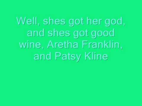 Trisha Yearwood - X's and o's My other song I used to sing all the time with my Nanna and Mom