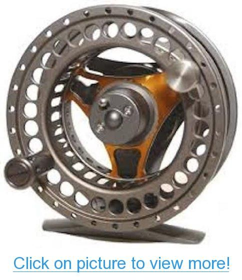 Wright $ McGill Dragon Fly Super Large Arbor Reel