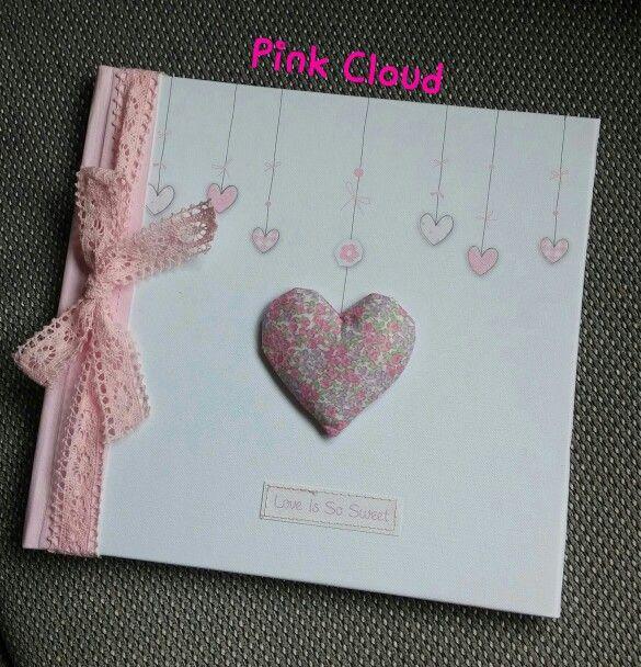 Ευχολογιο/καρδουλα/pink_cloud/βαπτιση/κοριτσι