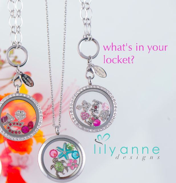What does your locket say?