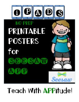 SEESAW is a fairly new app.  It allows students to take and add photos, take and add videos, write in a journal and add links to the internet. It works like social media because it allows other students to comment on the projects done by their classmates.