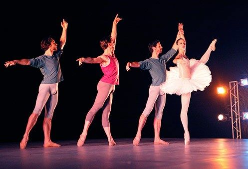 The Australian Ballet perfection at qualia #hamiltonisland