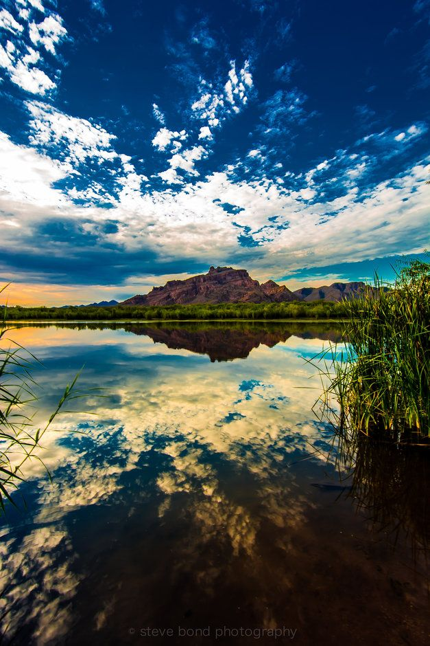Red Mountain in Mesa, AZ