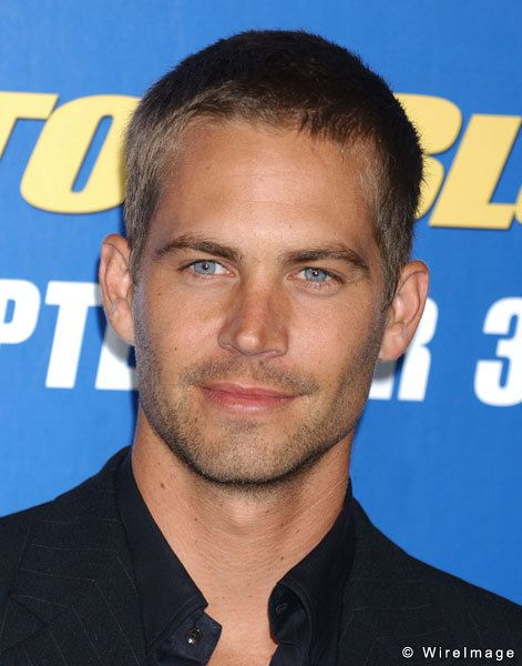 A picture of someone you would like to come to the Fair with  (Paul Walker)
