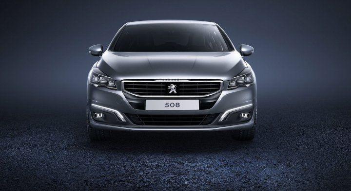 #Peugeot 508 2015