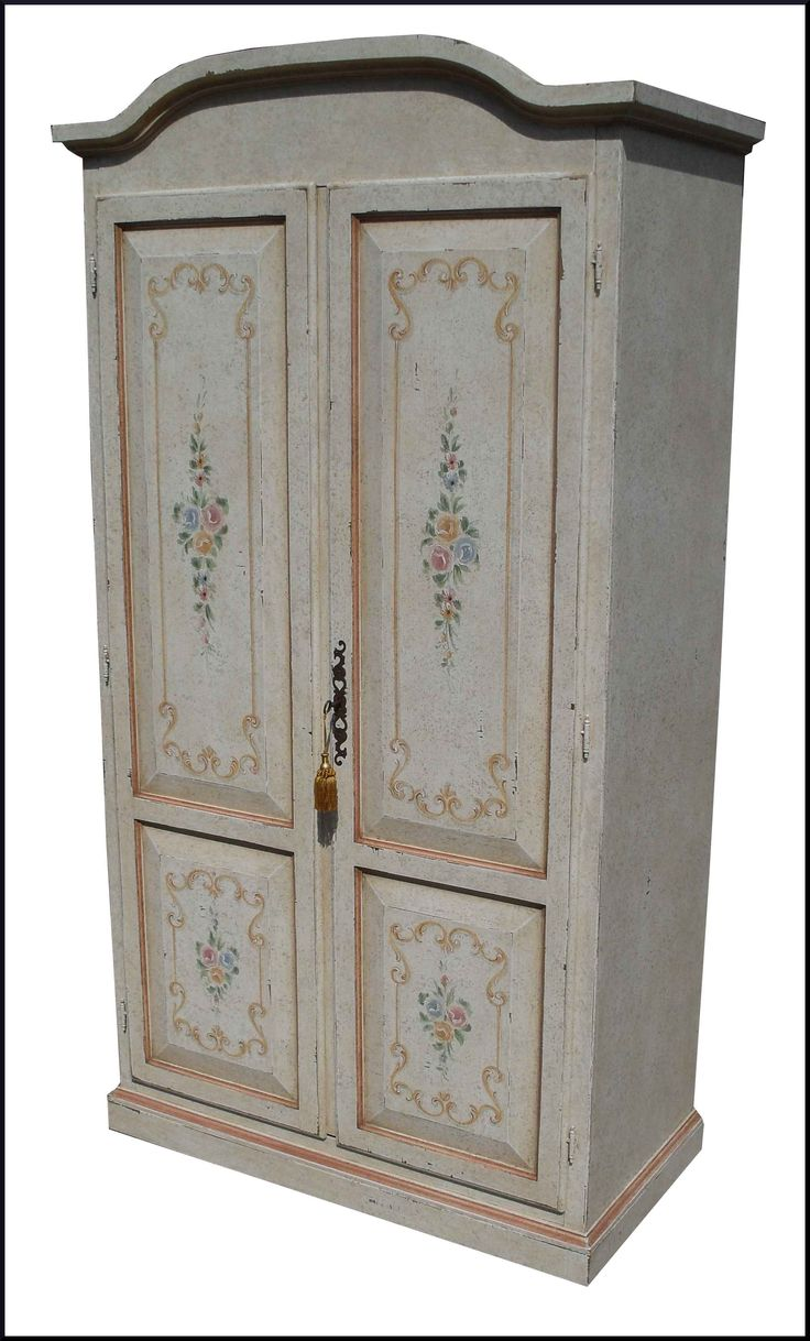 42 best Mobili dipinti a mano images on Pinterest | Chest of drawers ...
