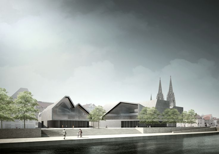 Museum of Bavarian History Competition Entry / Simon Takasaki Architecture + Research Studio