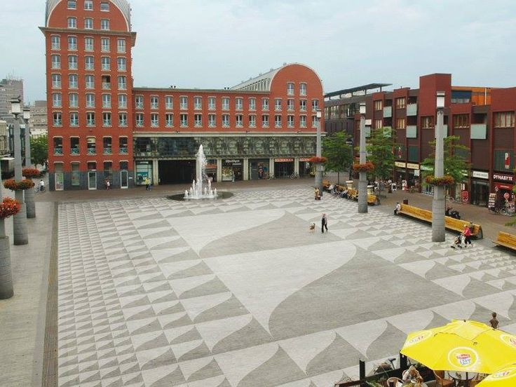 Dordrecht, statenplein