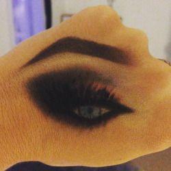 #makeup #croqui #eye #eyemakeup #exebrow #blueeye #paint #makeuplover #makeupaddict #instapic #instamakeup #instacroqui
