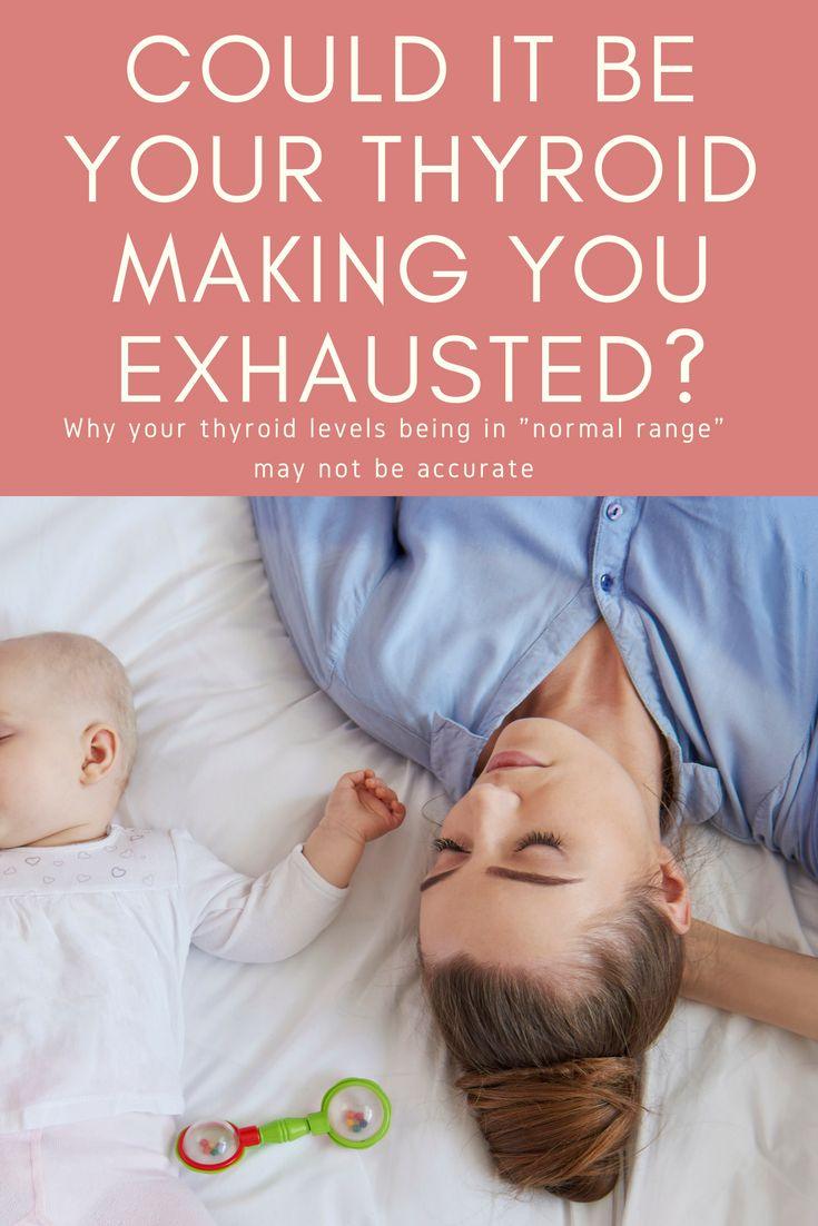 thyroid health, exhausted mom, tired mom, new mom, postpartum, breastfeeding, pregnancy