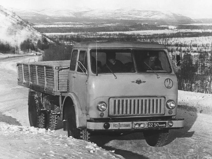 МАЗ-500С '1965–70 MAZ  (RU)